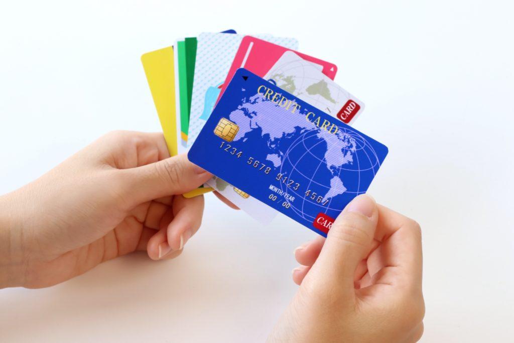 個人再生とクレジットカードの家族カード