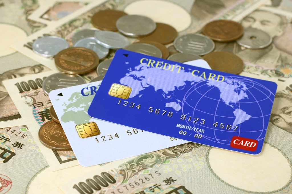 個人再生とクレジットカードと現金
